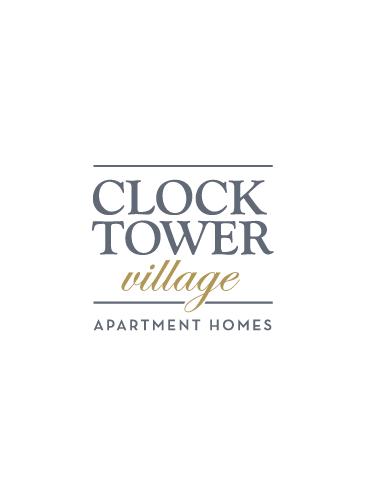 char davidson logos clock tower village