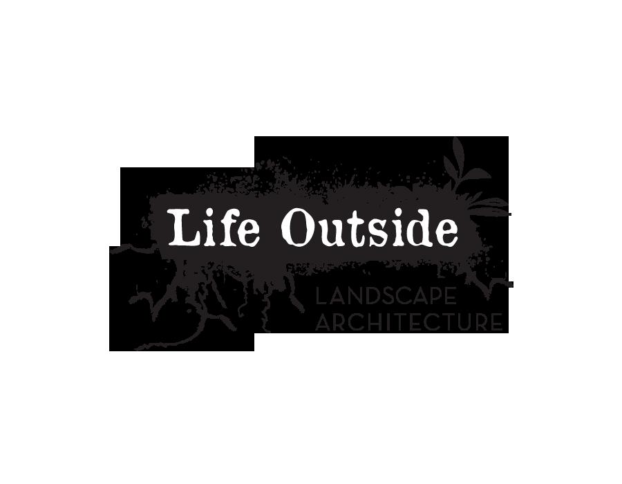 Life Outside Landscape Architecture Logo